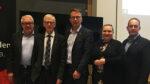 Etelä-Karjalan liiton hallituksen ja valtuuston puheenjohtajat